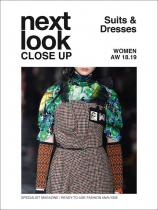 Next Look Close Up Women Suits & Dresses no. 04 A/W 2018/2019