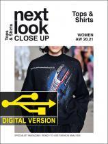 Next Look Close Up Women Tops & Shirts no. 08 A/W 2020/2021 Digital Version