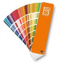 RAL E3 Colour fan deck with all 490 RAL EFFECT colours