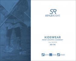 Style Right Kidswear Trendbook A/W 2020/2021 incl. USB