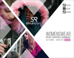 Style Right Womenswear Trendbook A/W 2021/2022 incl. USB