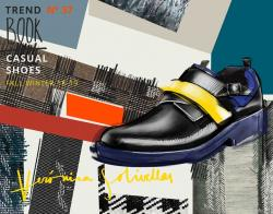 Mens & Casual Shoes Trend Book A/W 2018/2019 by Veronica Solivellas No. 37