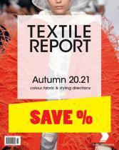 Textile Report no. 3/2019 Autumn 2020/2021