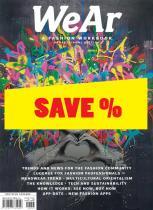 WeAr Magazine no. 53 Englisch
