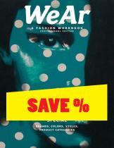 WeAr Magazine no. 56 Englisch