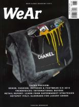 WeAr Magazine no. 39 Englisch