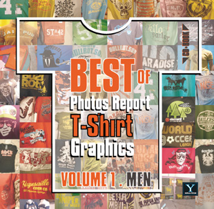 Best of T-Shirt Graphics Vol. 1 Men - incl. DVD