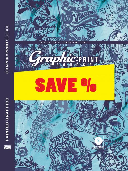 Graphic: Print Source - -R- Painted Graphics incl. CD-ROM