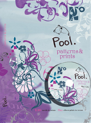 Pool. 2 Patterns & Prints incl. DVD