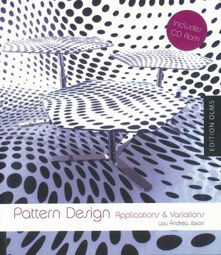 Pattern Design - Applications & & Variations incl. CD-Rom