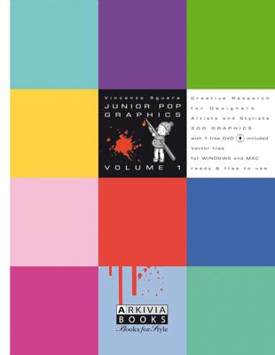 Junior Pop Graphics Vol. 1 incl. DVD