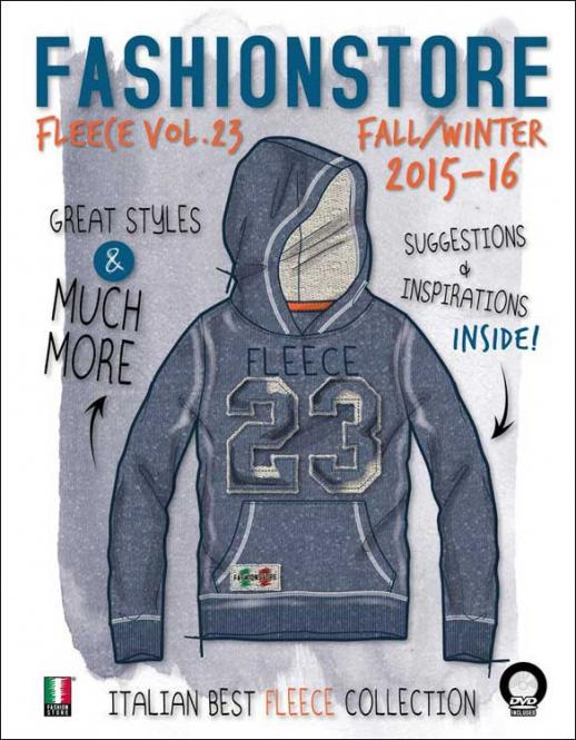 Fashionstore - Fleece Boy Vol. 23 A/W 15/16  incl. DVD