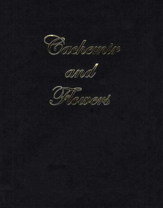Cachemir and Flowers incl. DVD Vol.1