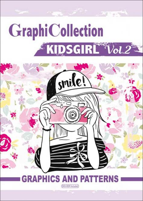 GraphiCollection Kidsgirl Vol. 2 incl. DVD