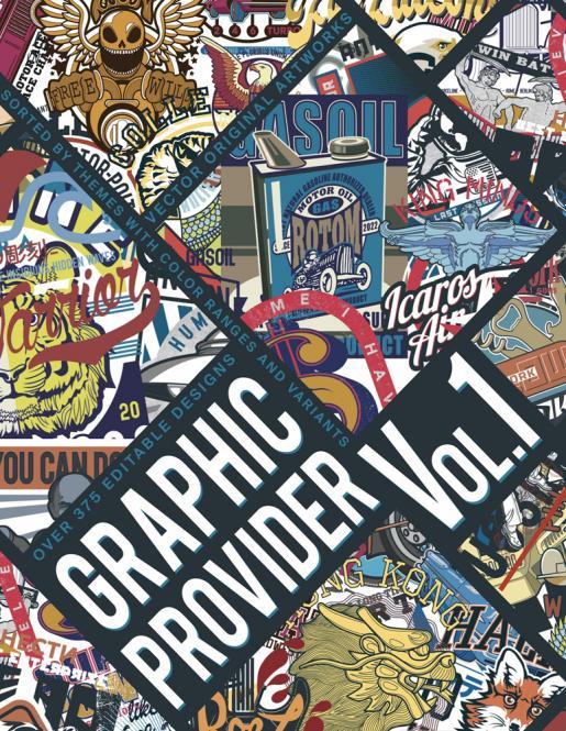 Graphic Provider Vol. 1