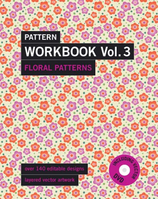 Pattern Workbook Vol. 3 Floral Patterns