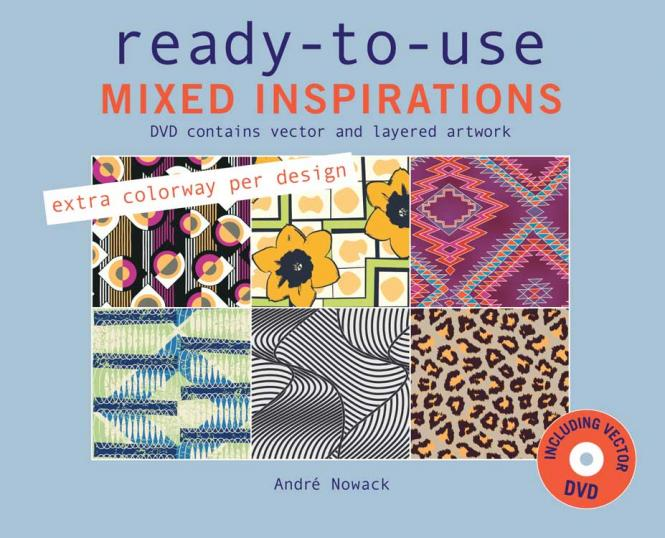 Ready To Use - MIXED INSPIRATIONS incl. DVD