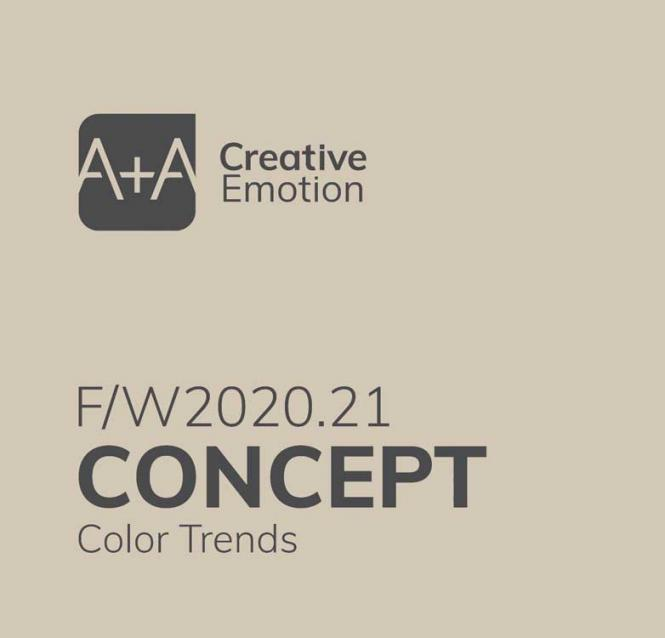 A + A Concept Color Trends A/W 2020/2021
