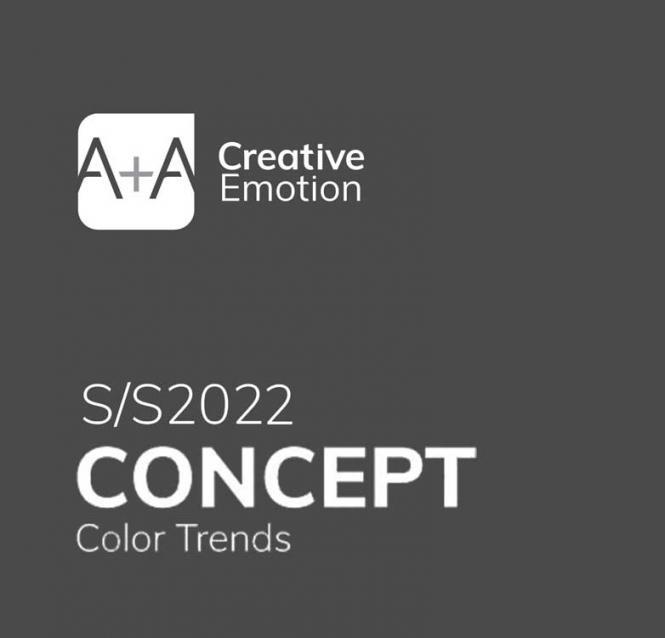 A + A Concept Color Trends S/S 2022