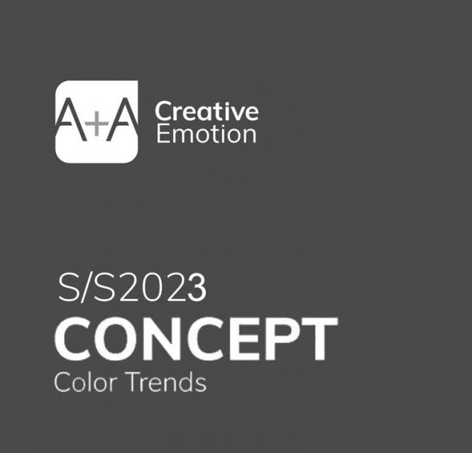 A + A Concept Color Trends S/S 2023 (2023.2)
