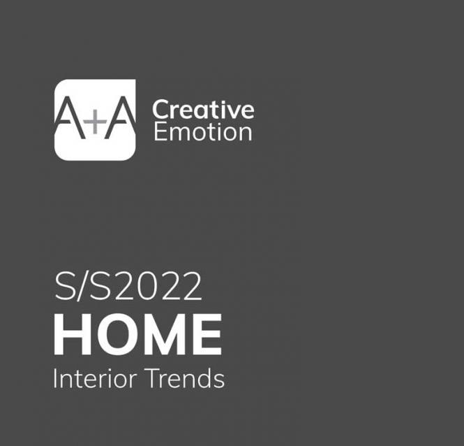 A + A Home Interior Trends S/S 2022