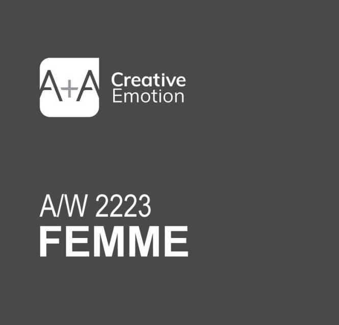 A + A Femme A/W 2022/2023 (2023.1)