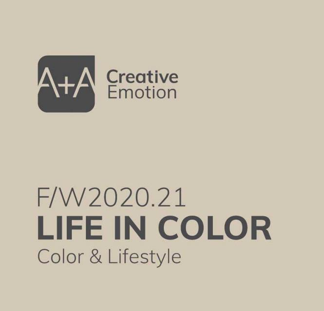 A + A Life in Color A/W 2020/2021