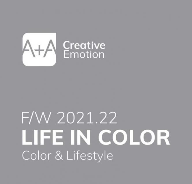 A + A Life in Color A/W 2021/2022