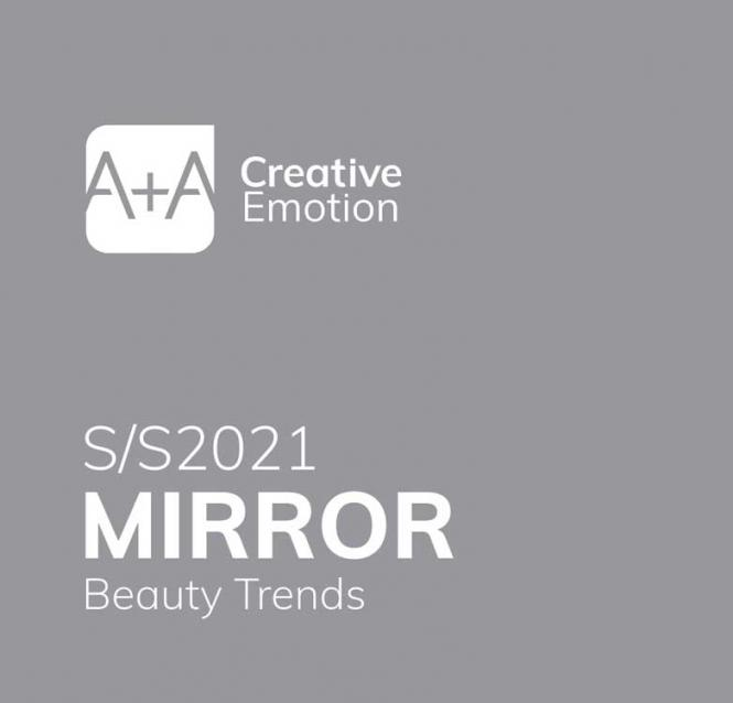 A + A Mirror - Colors & women's voice S/S 2021