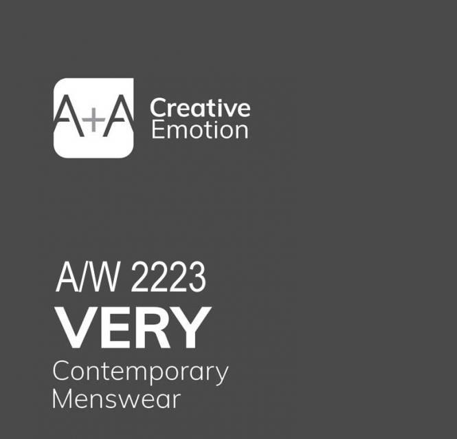 A + A Very Menswear Trends A/W 2022/2023 (2023.1)