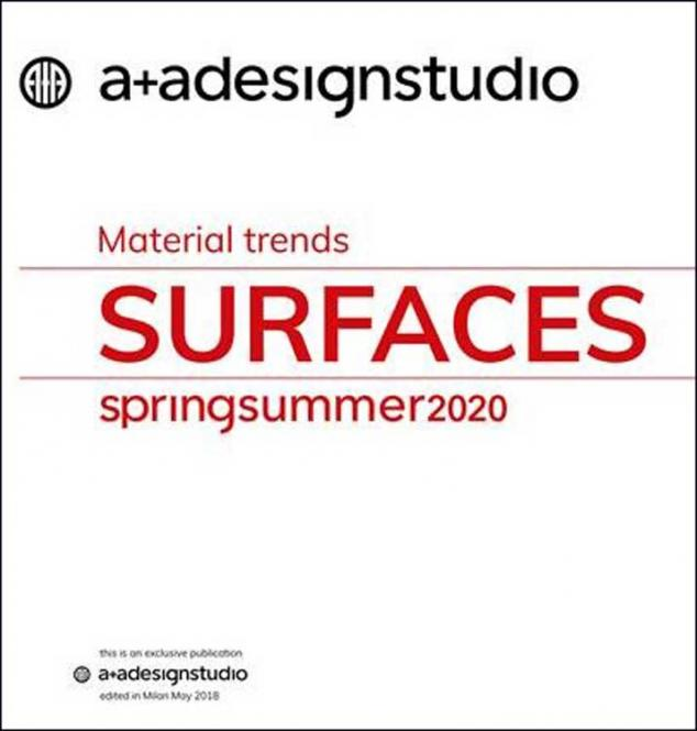 A + A Surfaces Material Trends S/S 2020