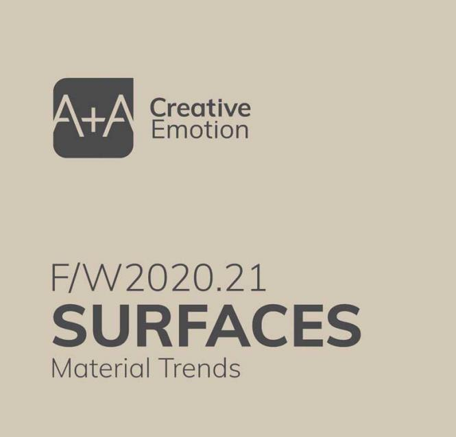 A + A Surfaces Material Trends A/W 2020/2021