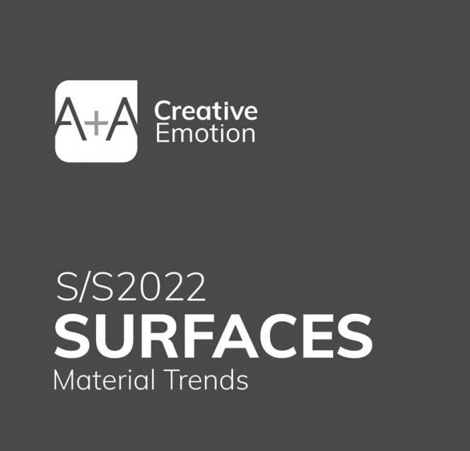 A + A Surfaces Material Trends S/S 2022