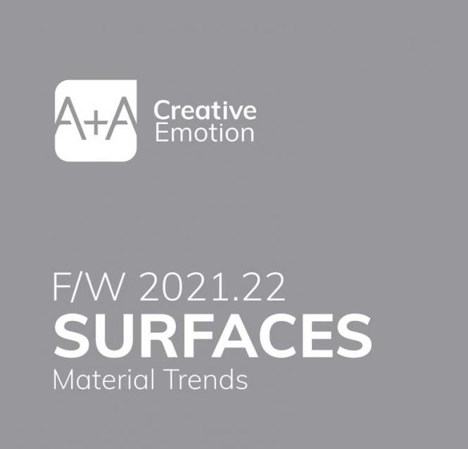 A + A Surfaces Material Trends A/W 2021/2022