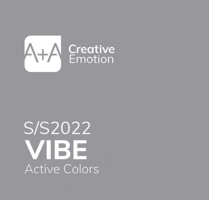 A + A Vibe Color Trends S/S 2022