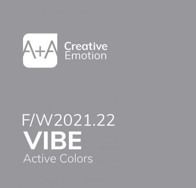 A + A Vibe Color Trends A/W 2021/2022