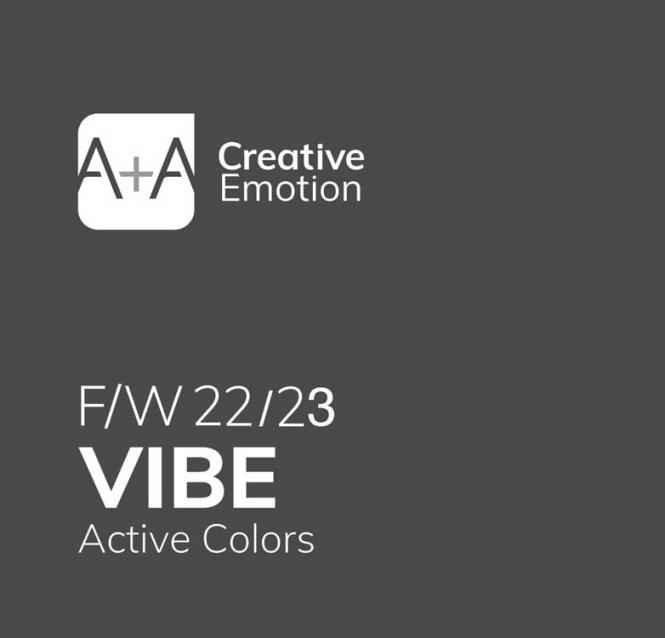 A + A Vibe Color Trends A/W 2022/2023 (2023.1)