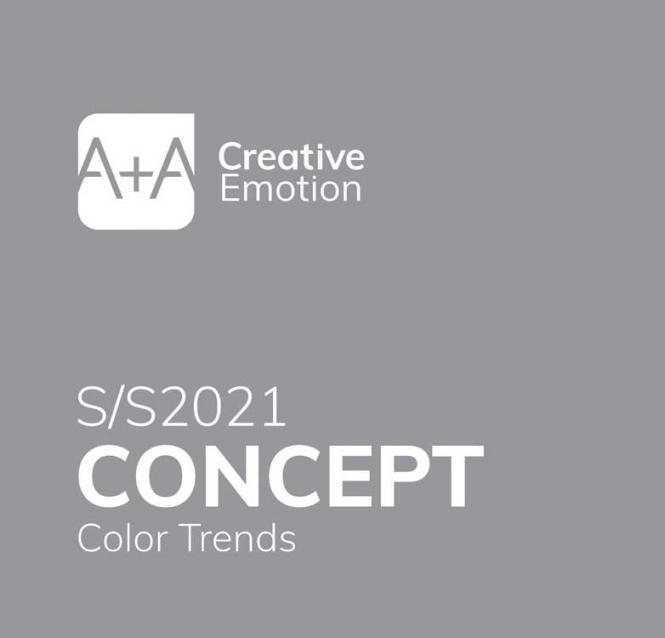 A + A Concept Color Trends S/S 2021