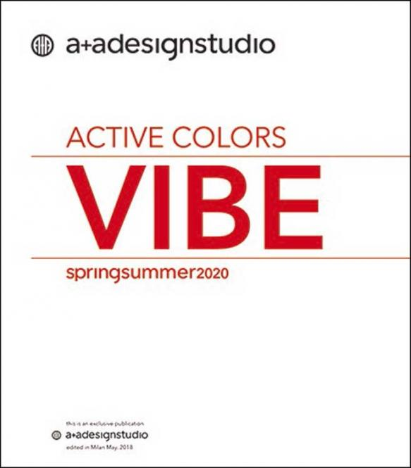 A + A Vibe Active Colors S/S 2020