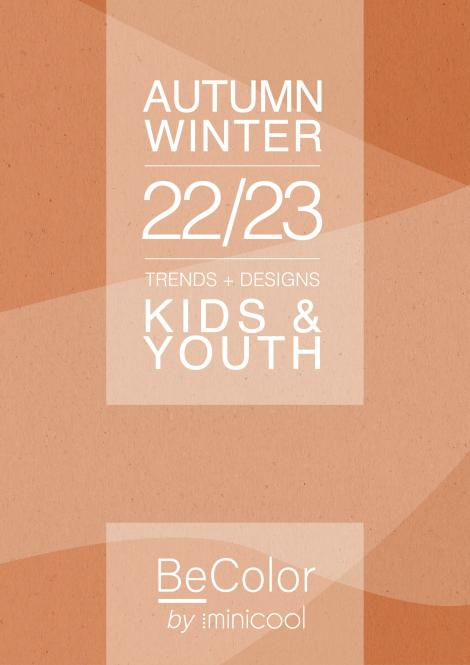 BeColor Kids & Youth A/W 2022/2023 incl. USB