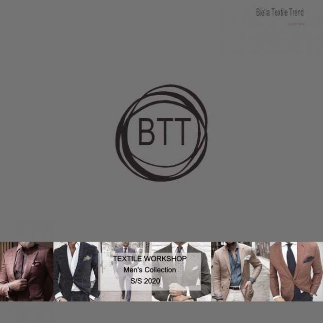 Biella Textile Workshop Mens S/S 2020