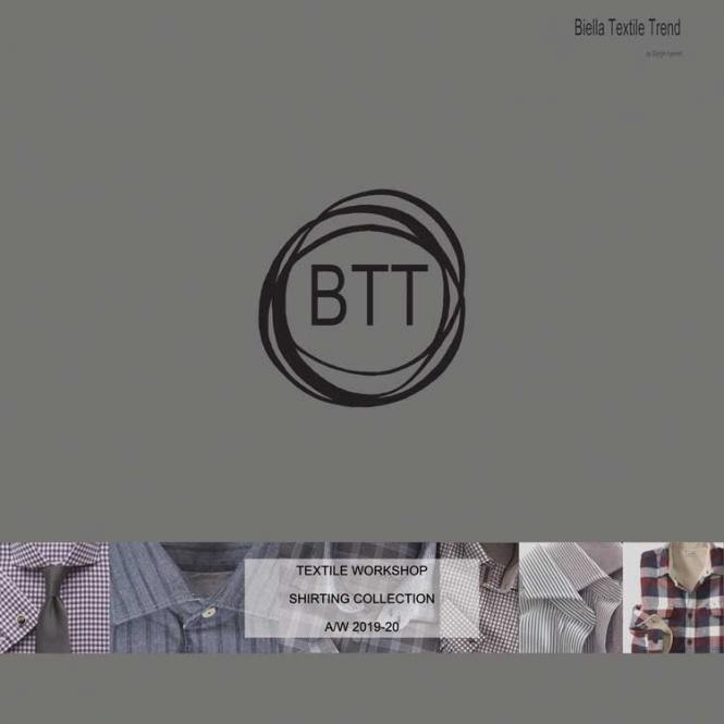 Biella Textile Workshop Shirting A/W 2019/2020