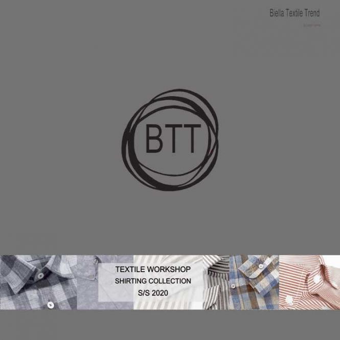 Biella Textile Workshop Shirting S/S 2020