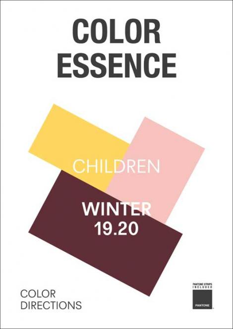 Color Essence Children A/W 2019/2020