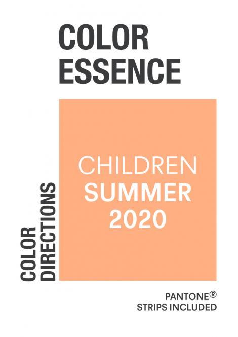 Color Essence Children S/S 2020