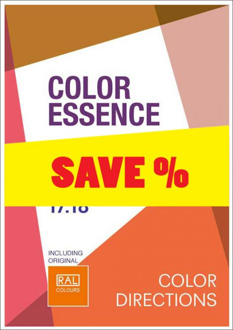 Color Essence Interior RAL A/W 2017/2018