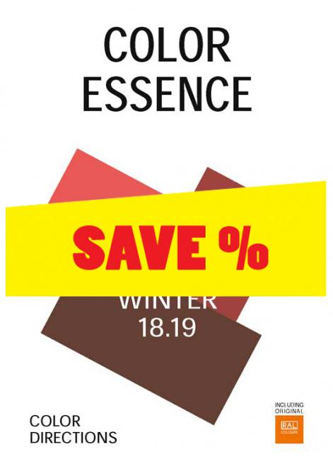 Color Essence Interior RAL A/W 2018/2019