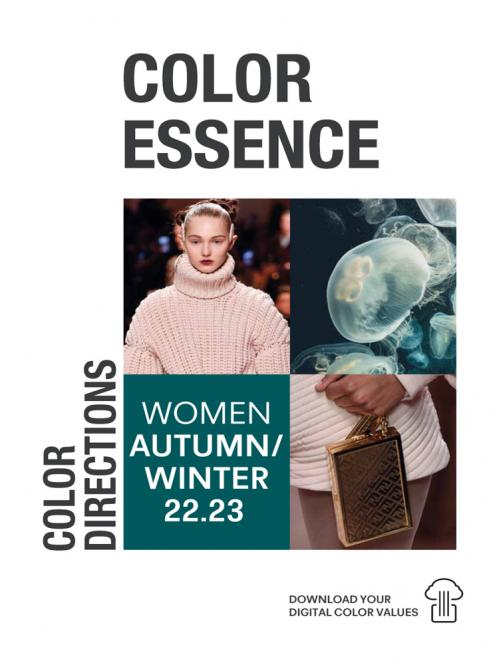 Color Essence Women A/W 2022/2023