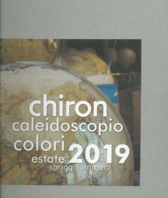 Chiron Colori S/S 2019
