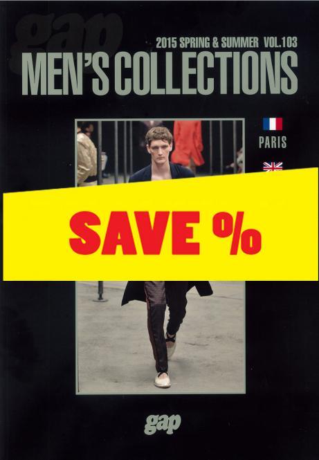 Collections Men Paris/London S/S 2015